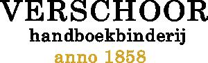 Verschoor Handboekbinderij - Erkende Boekdinderij