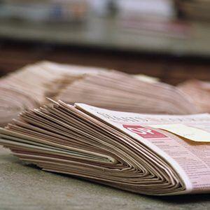 Kranten binden